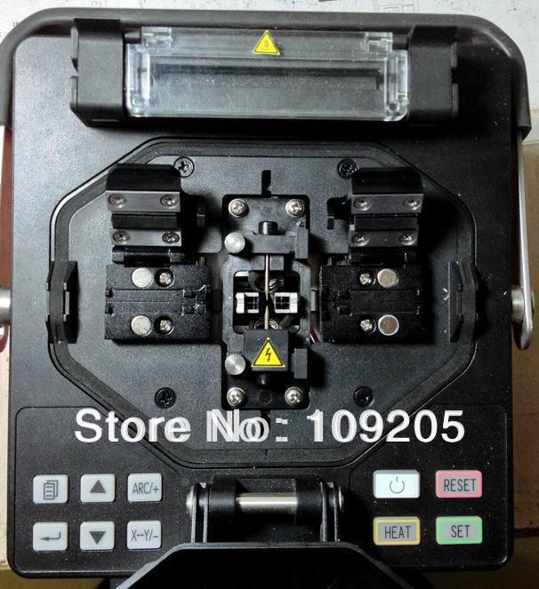 Uchwyt światłowodu CETC41 FUSION SPLICER AV6471 AV6496 AV6496AG DO - Sprzęt komunikacyjny - Zdjęcie 1