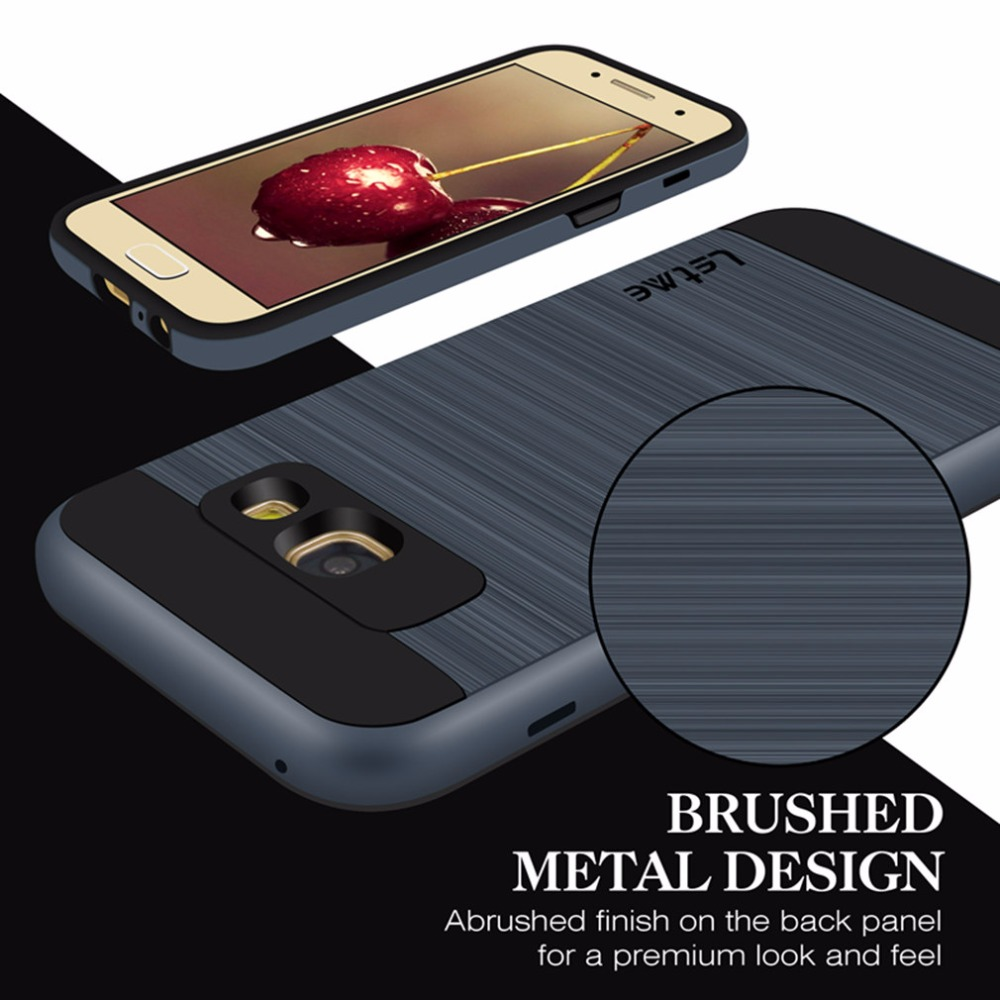 Buy Case Galaxy A5 2017 Hybrid And Get Free Shipping On Samsung 2016 Spigen Tough Armor Back