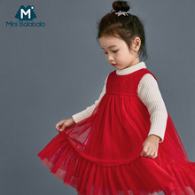 Newborn Baby Dress 2018 Winter Plus Velvet Party Clothing Toddler Petals Decoration Events Birthday Christening Dresses 0-2Y(China)