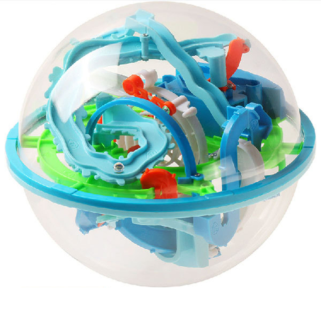 ball maze. 3d magic maze ball 158 off saucer intelligence puzzle toy steering wheel children\u0027s educational toys training