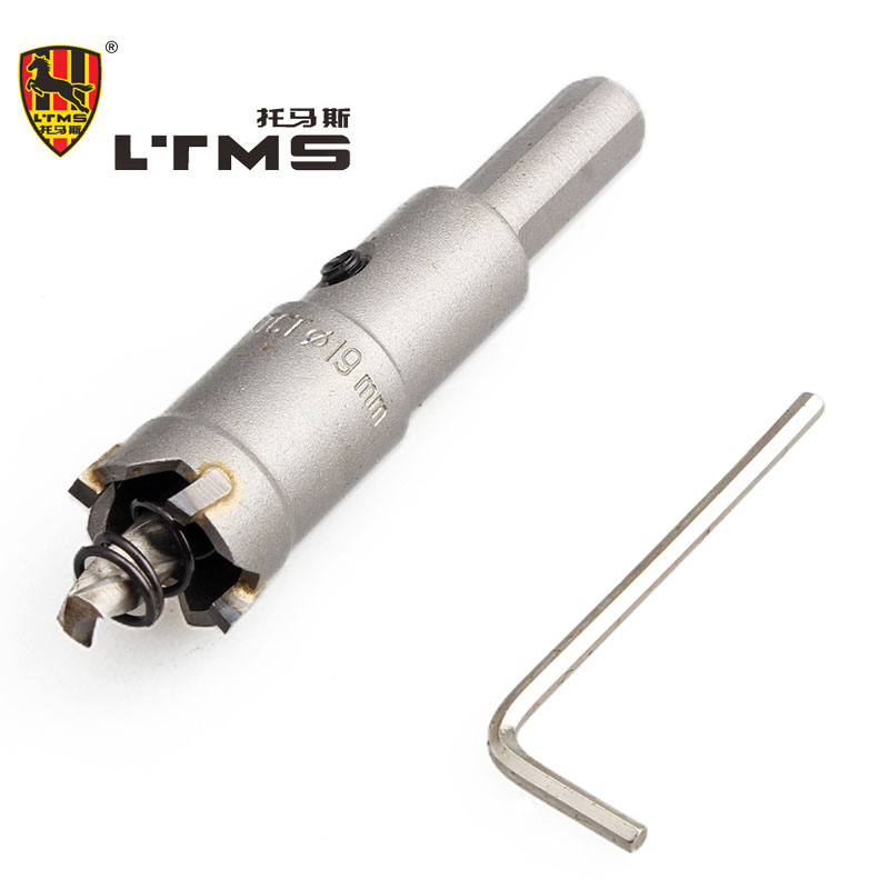 19 mm steel material alloy hole power tool Fitting cash high hardness super wear sturdy practical drilling hardware hand tool  цены