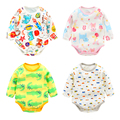 infant romper newborn clothes neonatal pajamas long sleeved spring and Autumn