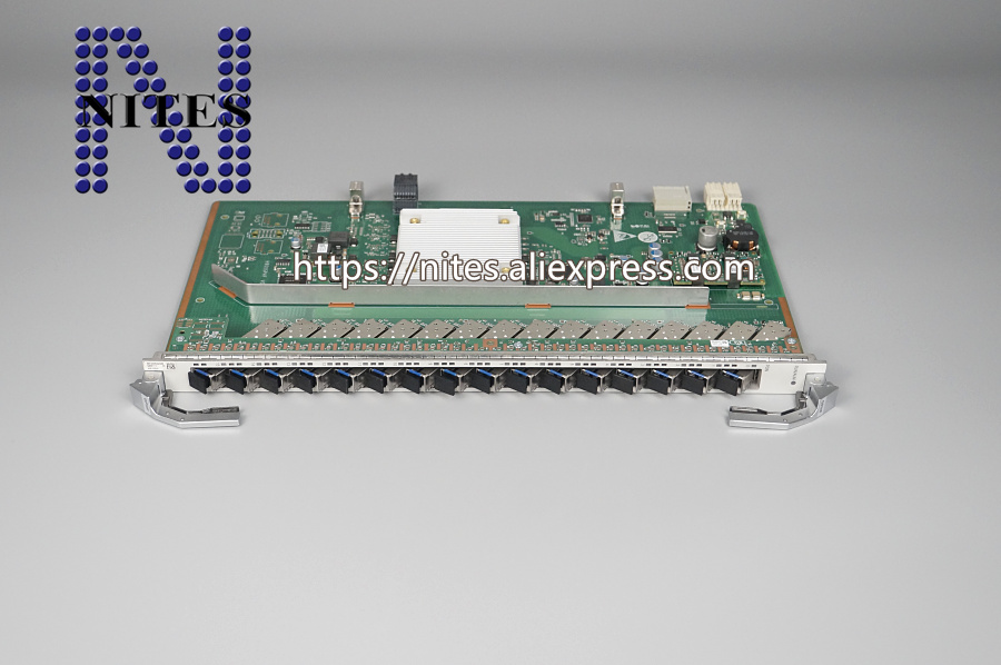Communication Equipments Modules Use For Hua Wei Ma5800 Olt Gphf Motivated Original New Hua Wei 16port Gpon Board,h901 Gphf With B