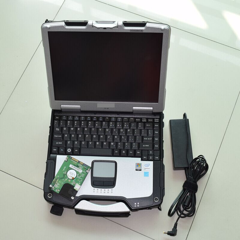 2018 for BMW ICOM Software 2018 03 HDD 500gb For ICOM A2 software With CF 30