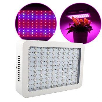 2 компл./лот AC85 ~ 265 В 1000 Вт полный спектр гидро растет свет для лекарственных растений фрукты завод расти свет лампы ЕС Plug
