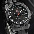 Relógios de pulso Para Homens Relogio masculino Marca NAVIFORCE Militar Assistir À Prova D' Água de Negócios de Luxo relógios de Pulso de Quartzo LX62