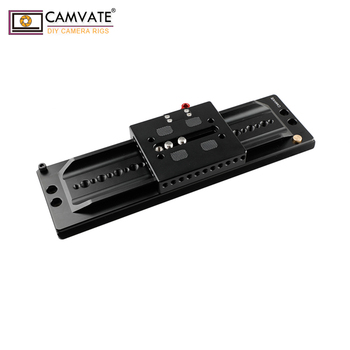 """CAMVATE Standard ARRI 12"""" Dovetail Plate And QR Baseplate Set C1914 camera photography accessories"""