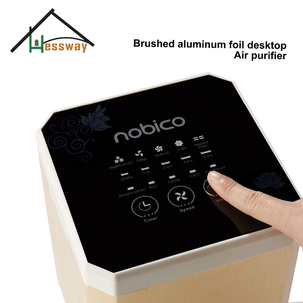 3 in 1 เครื่องฟอกอากาศ ionizer air filter hepa ห้องพักด้วยวัสดุอลูมิเนียม-ใน เครื่องฟอกอากาศ จาก เครื่องใช้ในบ้าน บน AliExpress - 11.11_สิบเอ็ด สิบเอ็ดวันคนโสด 1