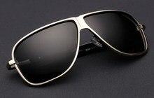 = CLARA VIDA = Aluminum-magnesium Alloy Ultra light Cool Men's classic Polarized Sunglasses Tac Enhanced Polarised Sun glasses