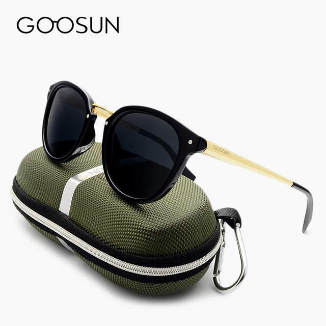 High quality Luxury Polarized Sunglasses Men Women Brand Designer Sun glasses UV400 Vintage Sunglass Oculos With Original box