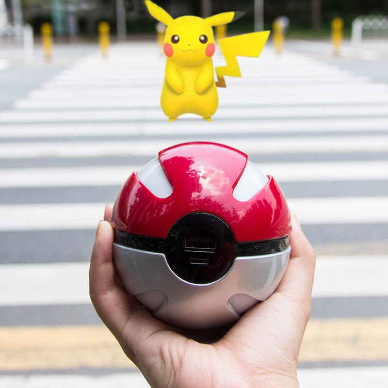 10000mah-Pokeball-Power-Bank-Charger-Custom-Christmas-Gift-Game-Pokemons-Go-Plus-Powerbank-Mobile-Poke-ball