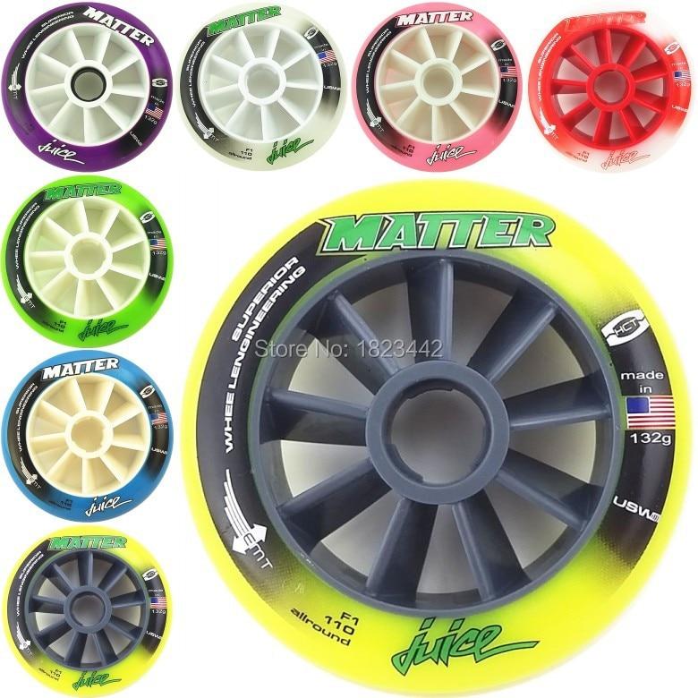 Professional Speed Skate Wheels 90mm  100mm  110mm  Speed Skating Race Wheels/ F1 Wheels   Roller Skating  Wheel
