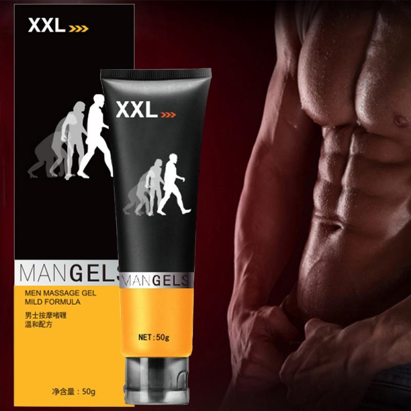 50g Penis Dick Enlargement Growth Cream For Man Sex Life Bigger Stronger Intensify Climax Improve Erections Longer Feeling