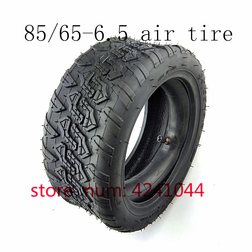 Image 2 - 85/65 6.5 Off Road tire and inner tube for Xiaomi ninebot9 Mini Pro Electric Balance Scooter 10 inch Electric scooter tyre-in Tyres from Automobiles & Motorcycles
