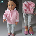 Doll accessories clothes for 45cm American girl and our generation doll