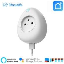 Israel Smart USB Socket 15A with Power Monitoring WiFi Plug Voice Remote Control Work Alexa Google home Tuya life App