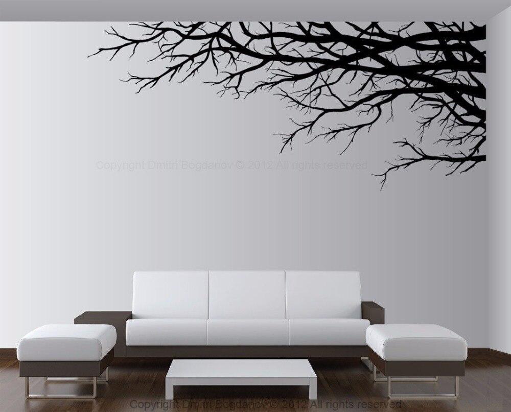 online kopen wholesale tree top takken muurtattoo uit china tree, Deco ideeën