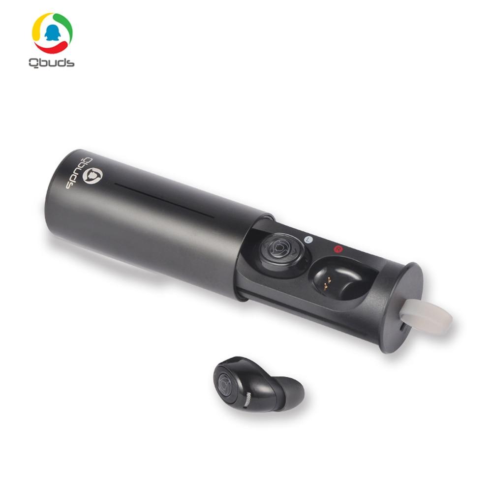 Tencent Qubuds In-Ear Stéréo Sans Fil Écouteurs de Sport Bluetooth Écouteurs Bluetooth Sans Fil Écouteur Casque Pour Tous Les Téléphones
