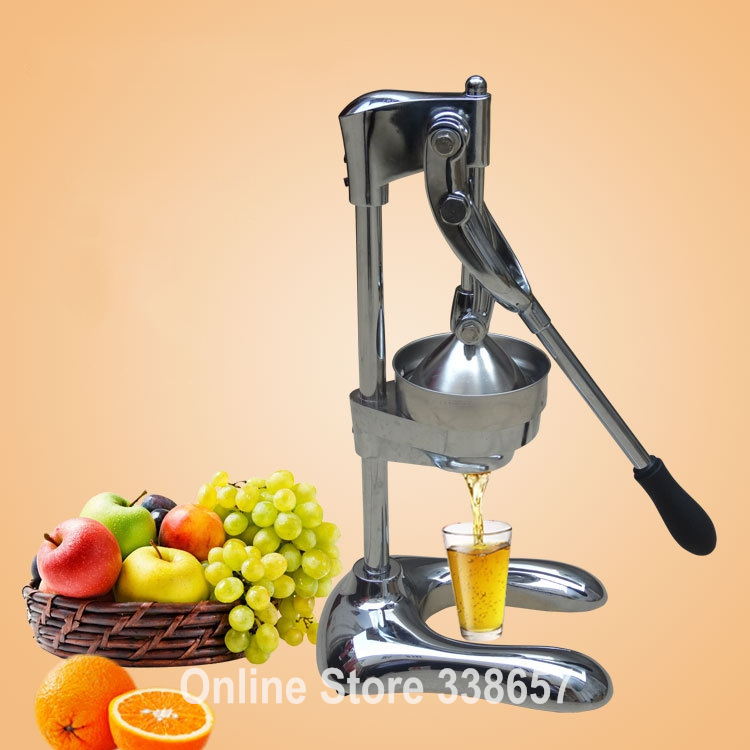 home commercial use manual juicer hand press lemon orange citrus fruits squeezer pressing. Black Bedroom Furniture Sets. Home Design Ideas