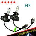 8000LM Super Bright Car LED Headlight Kit H4 H7 C ree Chips Replace Bulb 6000K Super Power Replacement LED Bulb for BMW/Audi a6