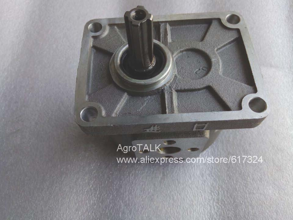 Shanghai SNH504 tractor parts, the hydraulic gear pump CBN-316 угломер the shanghai shen 200mm