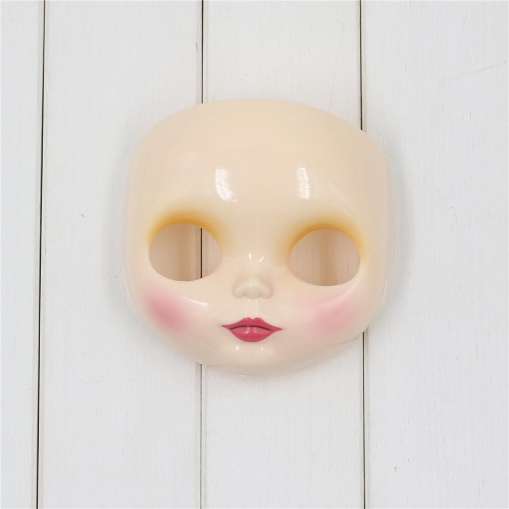 Neo Blythe Doll Faceplate Set 5pcs 6