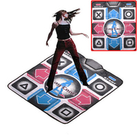 Body Slimming Relax Massage dance pad Non-Slip Dancing Step Dance Game Mat Pad for PC blanket relax tone leisure recreation USB