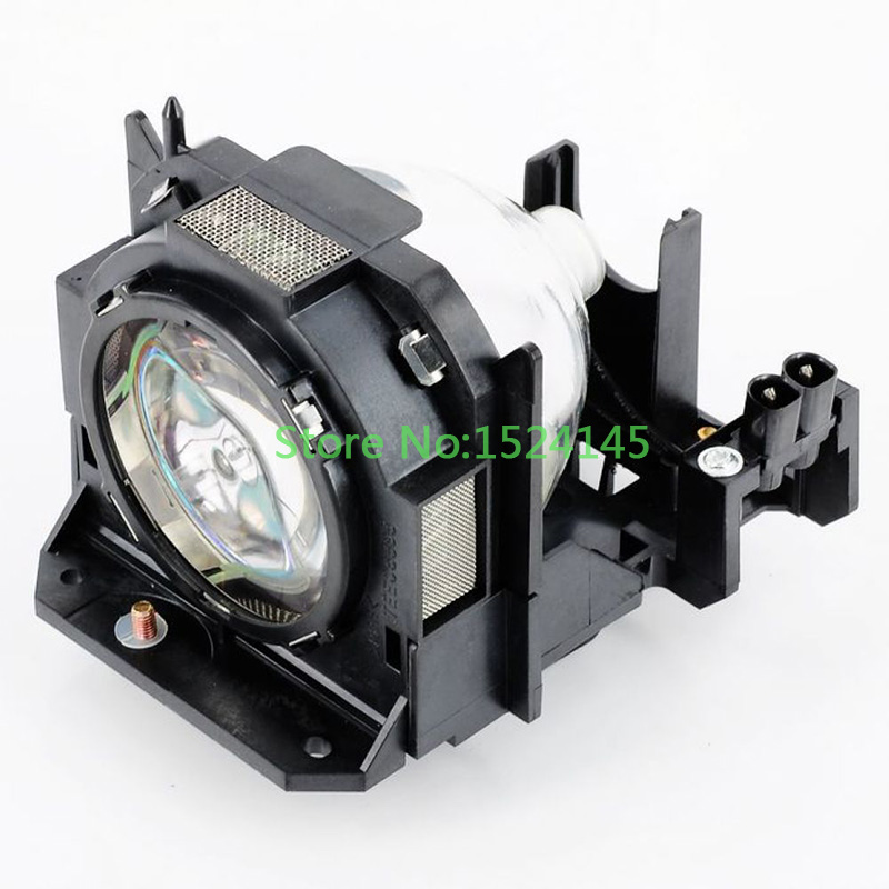Projector Lamp Bulb With Housing ET-LAD60 / ET-LAD60W for PT-D5000 PT-D6000 PT-D6710 PT-DW6300 PT-DZ6700 PT-DZ6710E PT-DZ6700E 108 day warranty compatible projector lamp et lax100 hs220w with housing for pana so nic pt ax100 pt ax100e pt ax100u pt ax200