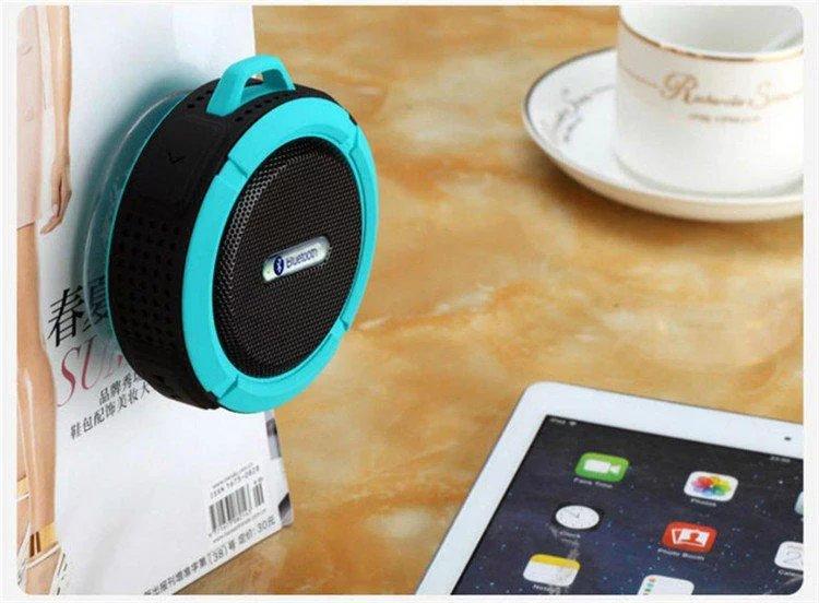 Суға төзімді Bluetooth 3.0 динамиктері - Портативті аудио және бейне - фото 3