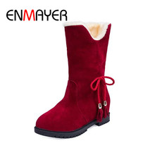 ENMAYER New 2018 Fashion T-tied Woman Casual Shoes Elastic Band Flat Fashion Cool Boots Summer Footwear Size Plush 34-43 WHY163 new fashion boots summer cool