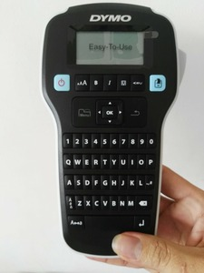 Image 2 - LM 160 English hand held portable label printer LMR 160 stickers label printer LM160 For DYMO LM  160