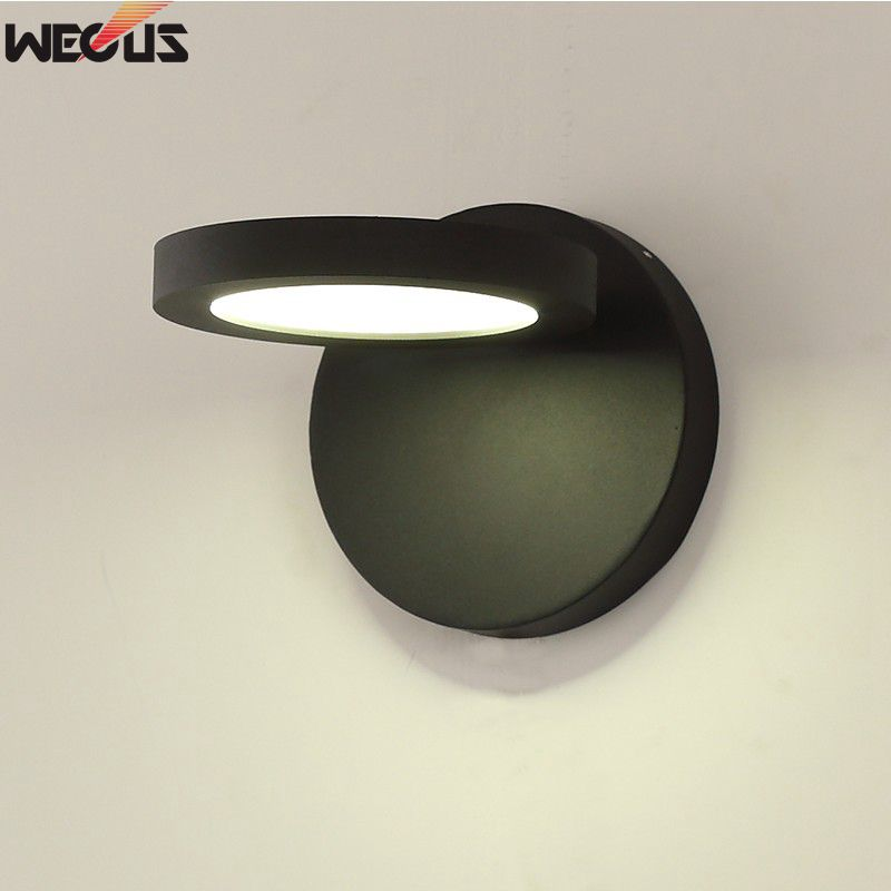 все цены на Creative personality wall lamp, rotating wall lamp