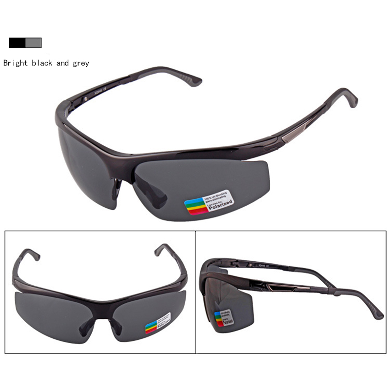 8c1eb39f77 TOPSPORTS Outdoor sport Sunglasses for cycling driving men bike bicycle  polarized mirror UV400 Glasses PC frame Eyewear -in Cycling Eyewear from  Sports ...