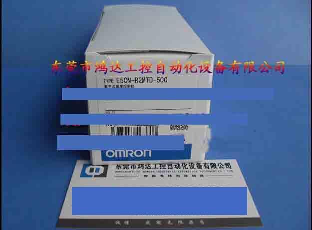 New Thermostats E5CN-R2MTD-500