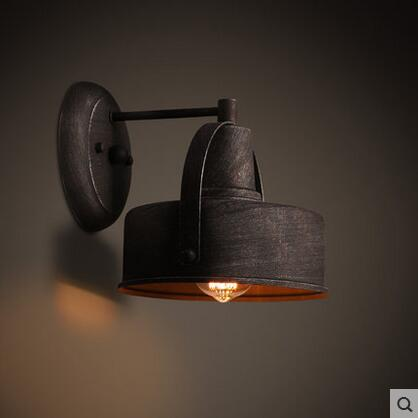 IWHD RH American Country LED Wall Lamp Vintage Loft Style Wall Light Nordic Bedside Fixtures For Home Lighting Apliques Pared одежда для кукол mary poppins комбинезон для куклы mary poppins