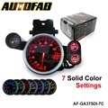 AUTOFAB - Racing Gauge 80mm Tachometer 11000rpm 7 Color DF12101 TK-GA375DI-7C