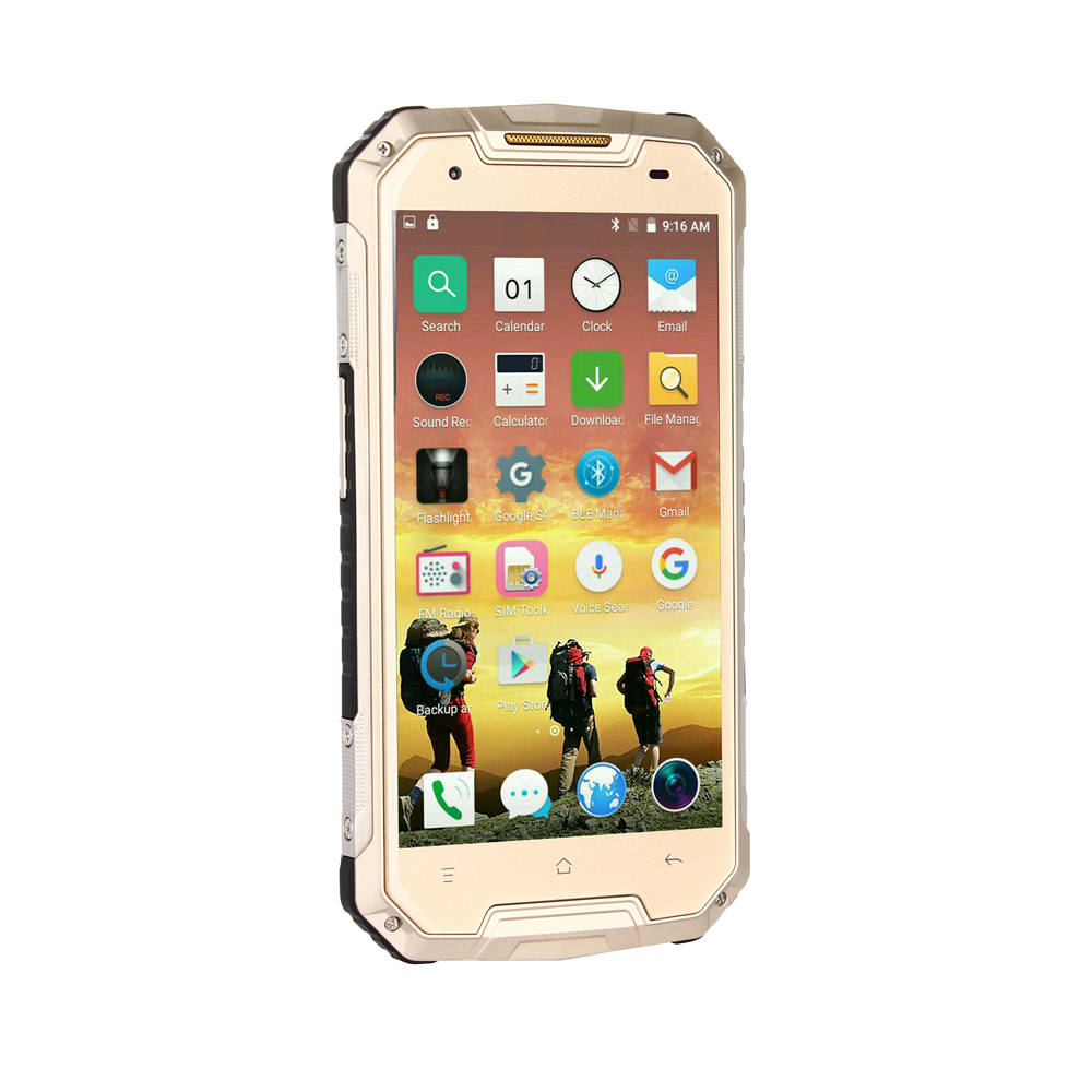Rugged Camo Android 5.1 Smartphone 5.0inch QHD Screen Quad Core RAM512 ROM 8GB 3G WCDMA 2G GSM Shockproof Telephone A8
