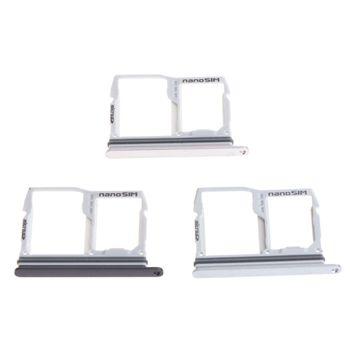 SIM Card Tray Slot Holder + Micro SD Memory Sim Holder Adapter For LG G6 US997 VS988 SIM Card Adapters