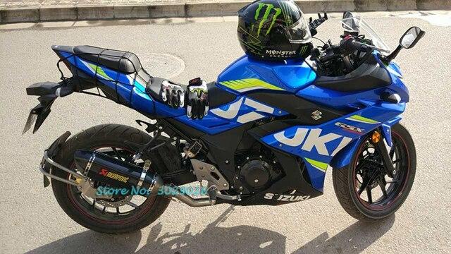 Gsx250r Slip On For Suzuki Gsx250 R Motorcycle Modified Exhaust