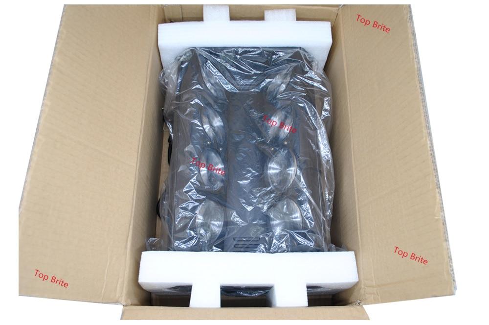 2 XLot Ücretsiz Kargo 8x10 W YENI Hareketli Kafa Led Örümcek - Ticari Aydınlatma - Fotoğraf 4