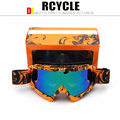 For KTM motocross helmet goggles gafas moto cross dirtbike motorcycle helmets goggles glasses skiing skating eyewear