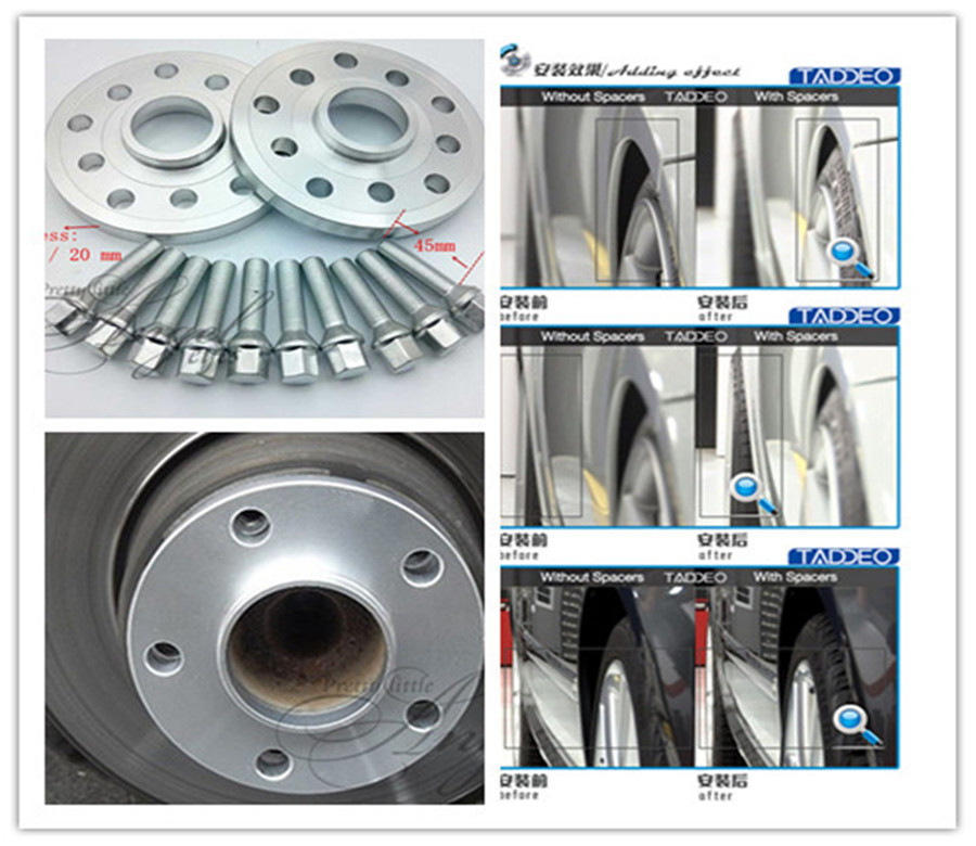 1 pair (2 pieces), 5 x112 hole of 57.1 mm, wheel adapter, spacers, suitable for the audi A3, A4, A6 and A8, the R8 and TT (8J) 2 a pair of 6 x 5 5 139 7 mm the hole is 108 mm the wheel adapters spacers suitable for toyota rand cool luze 80 series