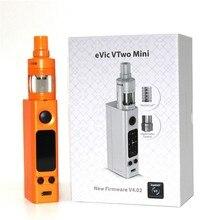 ต้นฉบับJoyetech Evic VTwoมินิCubis Proชุดเฟิร์มแวอัพเกรดบุหรี่อิเล็กทรอนิกส์w 80วัตต์eVic VTCมินิชุดสมัย