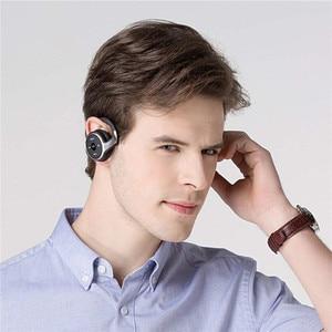 Image 4 - Tai Nghe Bluetooth Không Dây Âm Thanh Stereo Over V5.0 Tai Nghe Nhét Tai Thể Thao Chạy Bộ Gọi Điện Thoại Rảnh Tay Với Mic