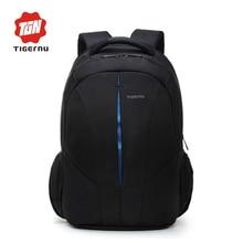 2016 Tigernu Marca impermeable 15.6 pulgadas laptop backpack hombres mochilas para adolescentes niñas mochila de viaje bolso de las mujeres + regalo