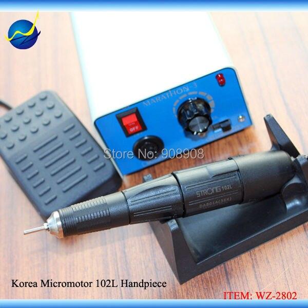 35 К марафон-3 + сильный 102l Мини микромотор Шлифовальные станки для ювелирных изделий, косметические, дерева Вырезка, зубные лаборатории, элек...