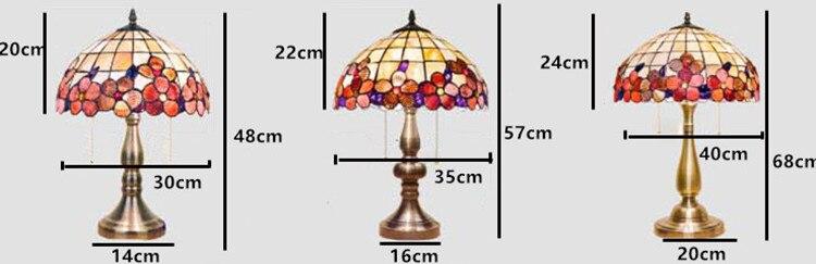 Tiffany Peony Lamp 10