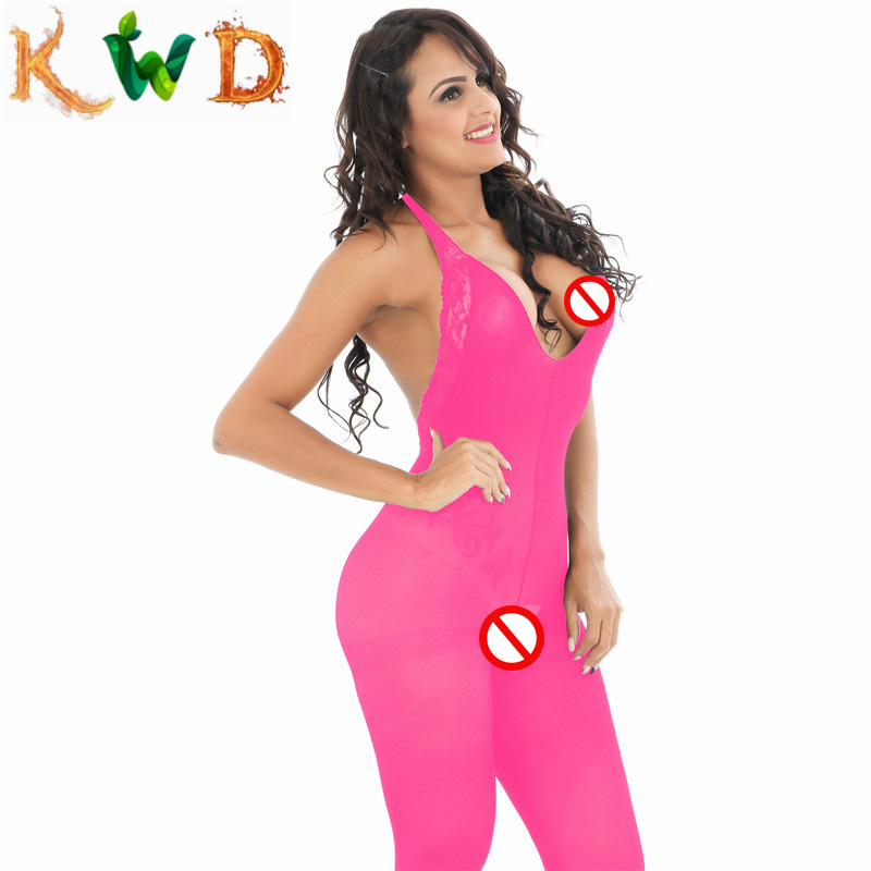 women sexy lingerie erotic toy costumes underwear product costumes porn babydoll/dress /catsuit costumes Crotchless sex products(China)