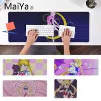 Maiya Mein Lieblings Anime Sailor Moon Gaming Player schreibtisch laptop Gummi Maus Matte Freies Verschiffen Große Maus Pad Tastaturen Matte