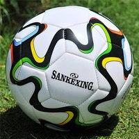 SANKEXING 브랜드 전문 일치 훈련 축구 볼 게임 축구 미끄럼 방지 볼 수입
